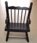 Daddys Wooden Chair