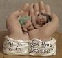 In His Hand  Y El Los Hara Descansar