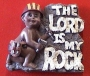 In His Hand Mag. The Lord Is My Rock