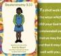 Scripture Flashcards