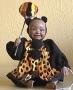 Clown Baby Kitty