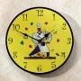 Black Chef Clock